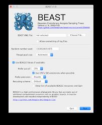 first tutorial beast documentation
