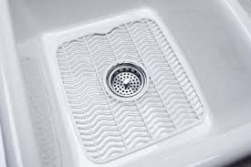 Rubbermaid Sink Mats Large by Amazon Com Rubbermaid Antimicrobial Sink Protector Mat White