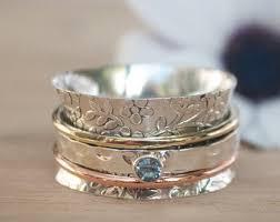 spinner rings spinner rings etsy