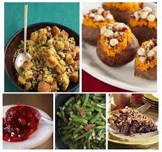 thanksgiving dinner menu roundup thanksgiving