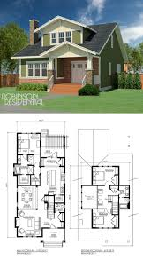 48 best craftsman home plans images on pinterest architecture