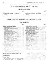 jeep 2 5td motor vm fuel injection diesel engine
