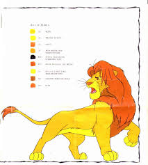 disney lion king color sheets cg database disney lion king