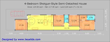 shotgun style historic small plan homes have no hallways best