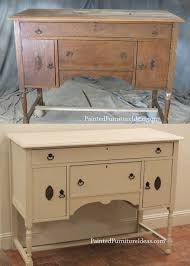 antique buffet table painted furniture ideas