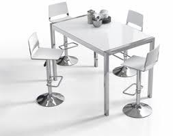 table de cuisine avec chaise equipement les tables et chaises de cuisine cuisine plus