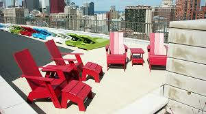 Patio Furniture Plano Loll Designs Recycled Commercial Furniture