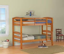 Child Bedroom Furniture by Green And White Bedroom For Teenagers With Wooden Loft Bunk Bed