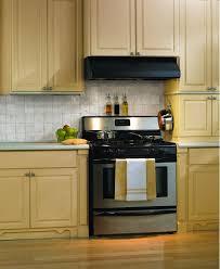 36 Range Hood Under Cabinet Best 25 Black Range Hood Ideas On Pinterest Blue Kitchen