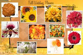 wedding flowers in october unique fall wedding flowers in season with fall flowers in season