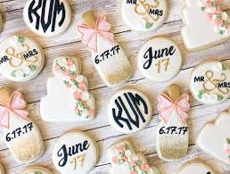 wedding help where to get customized cookies for your wedding in philly