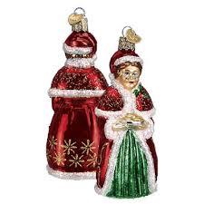mrs claus christmas ornament 10177 merck family u0027s old world