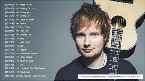 Ed Sheeran Greatest Hits Full Album 2017