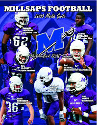 2008 millsaps football media guide by millsaps college sports