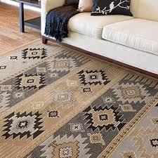 Rustic Area Rugs How To Style Area Rugs Using Color U0026 Trend Overstock Com