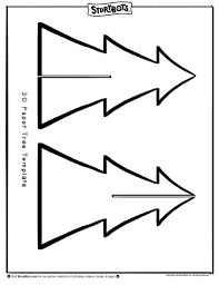 template for shapes gift free and santa coloring pages kids free