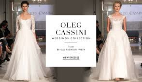 oleg cassini wedding dress oleg cassini wedding dresses 2016 bridal collection