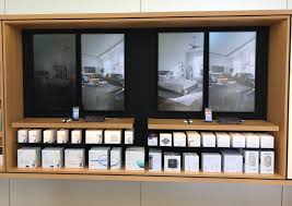 Home Kit Interactive Homekit Demos Hit Apple Stores