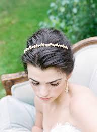 gold headband the mina gold headband