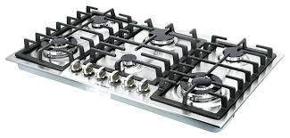 Ge Built In Gas Cooktop Kitchen Best Ge Profile Series 36 Built In Gas Cooktop Pgp966setss
