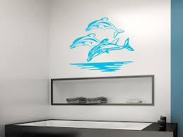 wandtattoo badezimmer delphine wandtattoo bad wc wandaufkleber günstig by wall design