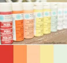 look at all the amazing colors all of the martha stewart paint