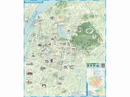 travel maps images Travel maps of nanjing nanjing travel jpg