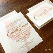 Invitation Note Cards A Chic Watercolor Graduation Party Suite U2014 The Asylum