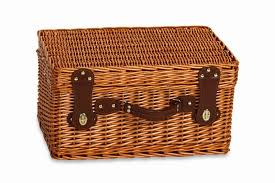 picnic basket for 4 picnic plus by spectrum wynberrie 4 person picnic basket with