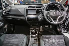 mitsubishi adventure 2017 interior honda jazz mk3 facelift 2017 interior image in malaysia