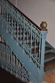 Wrought Iron Stair by File Paris 23 Rue Du Mail Wrought Iron Stair Fences Jpg
