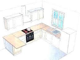 logiciel dessin cuisine plan de cuisine gratuit plan de cuisine americaine faire un plan