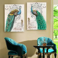 interior unique peacock home decor peacock blue home decor