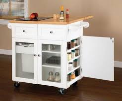 compact kitchen island practical movable island ikea designs for your small kitchen