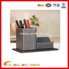 Creative Business Card Holders For Desk Office Desk Business Card Case Creative Name Card Holder With Pen