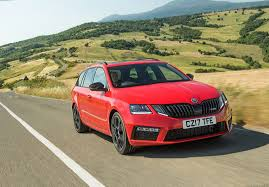 2018 skoda octavia rs 245 to start from 27 595 in uk drivers