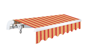 Deck Awnings Retractable Advaning S Series Manual Awning Retractable Patio Deck Awning
