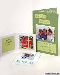 handmade mother u0027s day card projects martha stewart