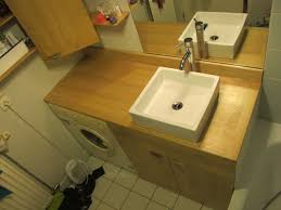 meuble cuisine a poser sur plan de travail meuble salle de bain plan de travail