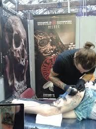 the 10th international london tattoo convention 2014