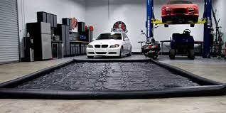 Diy Interior Car Detailing Chemical Guys Car Wash Mat Water Containment Mat U0026 Water