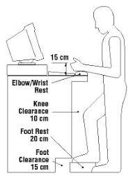 Standard Desk Height Us Height Of A Desk Google Search Wood Woorking Pinterest
