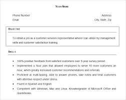 resume template for job change resume career objectives for resumes