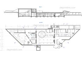 historical museum dwg free cad blocks download