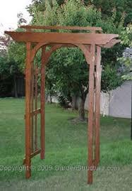 Garden Arch Plans by 16 Best Arbor Designs Images On Pinterest Garden Arbor Arbors