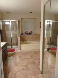 Pink Tile Bathroom Ideas Bathroom Remodel In Lynnwood Existing Features Pink Glazed Ceramic