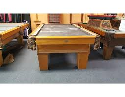 Used Billiard Tables by Used Pool Tables Crosby Pool Tables
