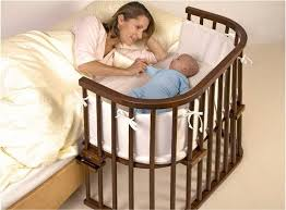 Baby Bed Attached To Parents Bed Best 25 Baby Co Sleeper Ideas On Pinterest Baby Bedside Sleeper