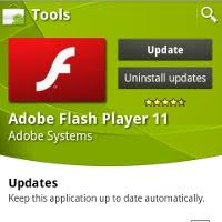 air player for android flash player 11 and air 3 now in android market stage 3d nitro