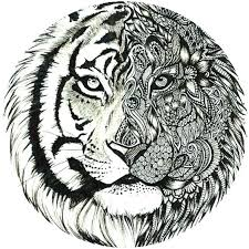 tiger printable coloring pages tiger color page tiger coloring